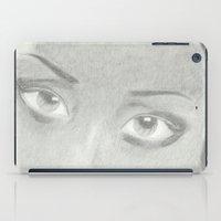 Asian Girl iPad Case