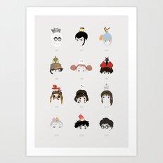 Miyazaki 's World Art Print
