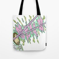 I Can't Stop Tote Bag