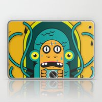 Danger At The Moment Of … Laptop & iPad Skin