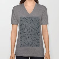 The Birds Unisex V-Neck
