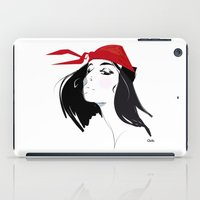 Elektra After Gruau iPad Case