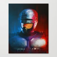 CYCLOPS Canvas Print