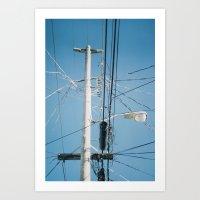 Connection Art Print