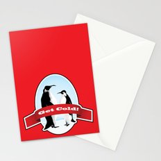 Get Cold Stationery Cards