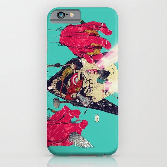 Hero Eater iPhone & iPod Case