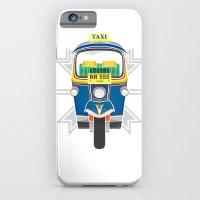 Tuk Tuk iPhone 6 Slim Case