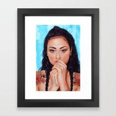 LA Dreamer Framed Art Print