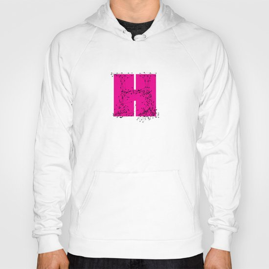 H (abstract geometrical type) Hoody