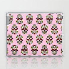 Sugar Skull Laptop & iPad Skin