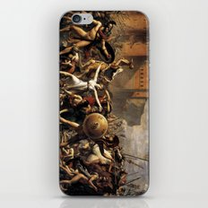 The Intercession of the Sabine Women iPhone & iPod Skin