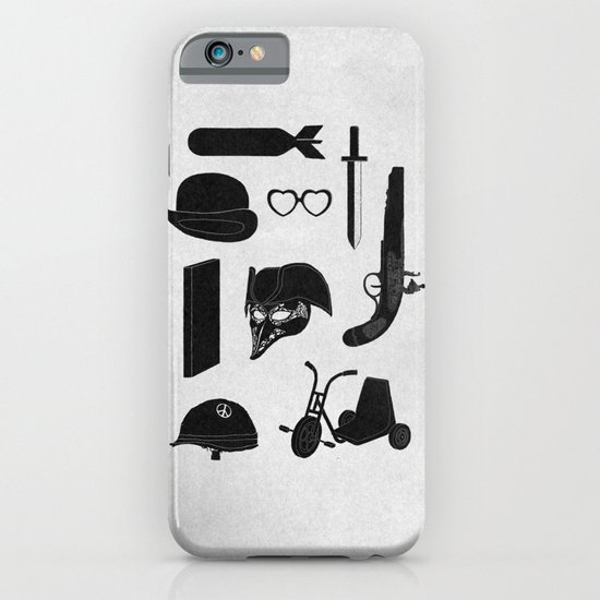 2011: A Kubrick Odyssey iPhone & iPod Case