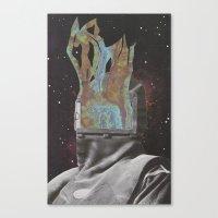 Sediment Canvas Print
