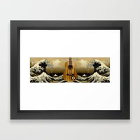 Longing To Belong Framed Art Print