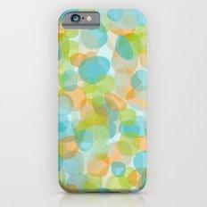 Pebbles Turquoise Slim Case iPhone 6s