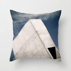 RETHINK #3 Throw Pillow