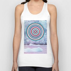 Warm Ice Unisex Tank Top