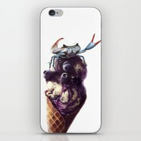 Ice Crab iPhone & iPod Skin