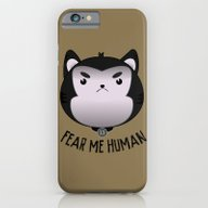 Fear Me iPhone 6 Slim Case