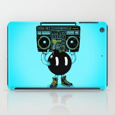 BOOMBOX iPad Case
