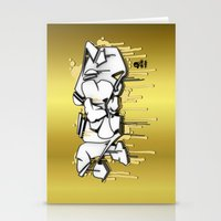 3D GRAFFITI - NYPD Stationery Cards