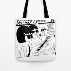 Bob's Burgers x Sonic Youth Tote Bag