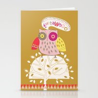 Twitawoo Stationery Cards
