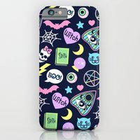 Spooky Babe iPhone 6 Slim Case