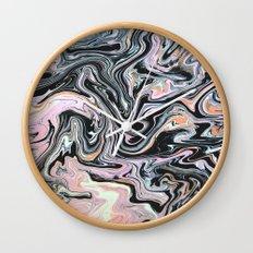 Have a little Swirl Wall Clock