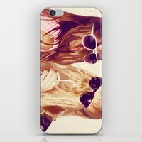 It Girls iPhone & iPod Skin