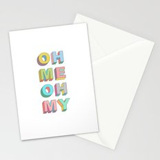 Oh Me Stationery Cards