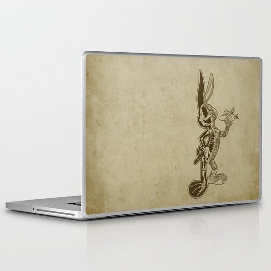 What's Inside, Doc? Laptop & iPad Skin