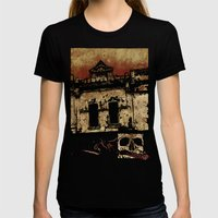 Bleak Womens Fitted Tee Black SMALL