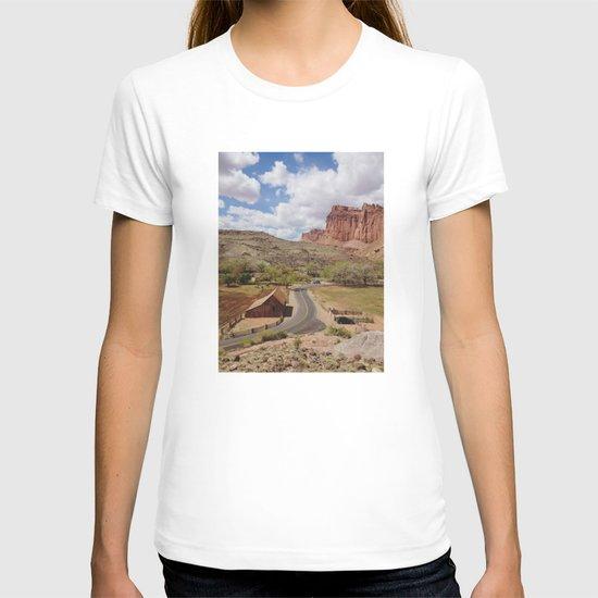 Capitol Reef T-shirt