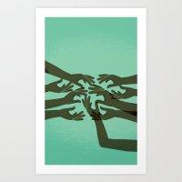 Il sogno di Giovanni Art Print