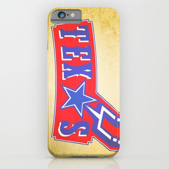 Texas  iPhone & iPod Case