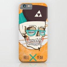 Hell Yeah Skull iPhone 6 Slim Case
