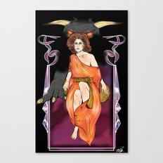 No Dana, Only Zuul Canvas Print
