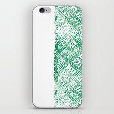 Knitwork I iPhone & iPod Skin
