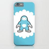 blue gigant iPhone 6 Slim Case