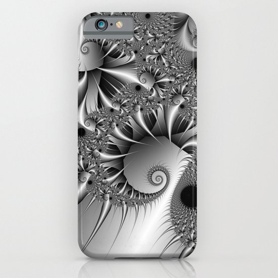 Silver Thorn iPhone & iPod Case