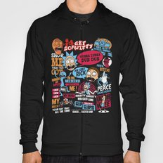Rick and Morty Series Hoody