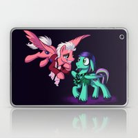 Mad T Ponies 'Mally and Thackery' Laptop & iPad Skin
