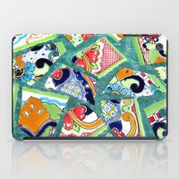 All The Colours Of The R… iPad Case