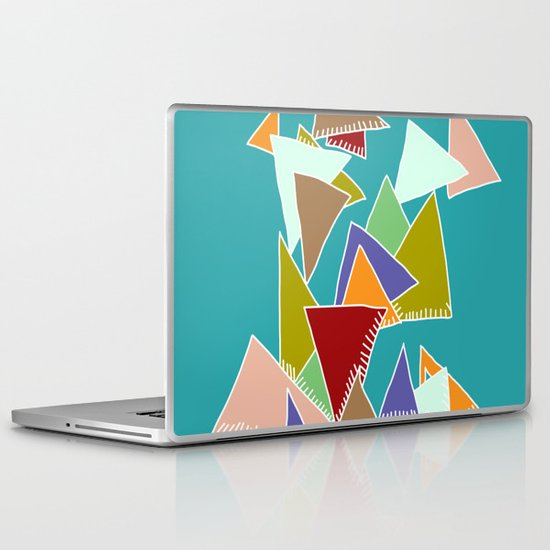 Triads Triads Triads Laptop & iPad Skin