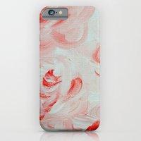 Pale Roses iPhone 6 Slim Case