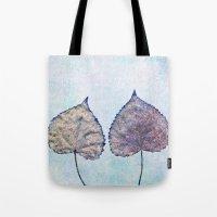Winterlove Tote Bag