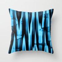 X-Ray Throw Pillow