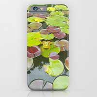 Resting on the pad iPhone 6 Slim Case