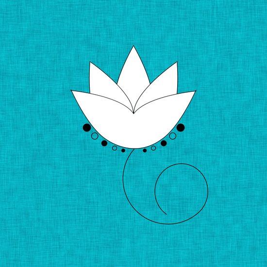 Pure Lotus Art Print